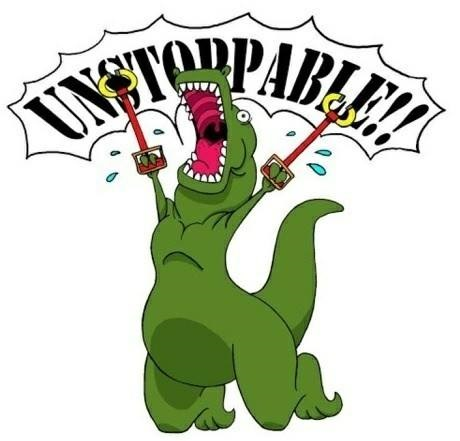 T-Rex Unstoppable